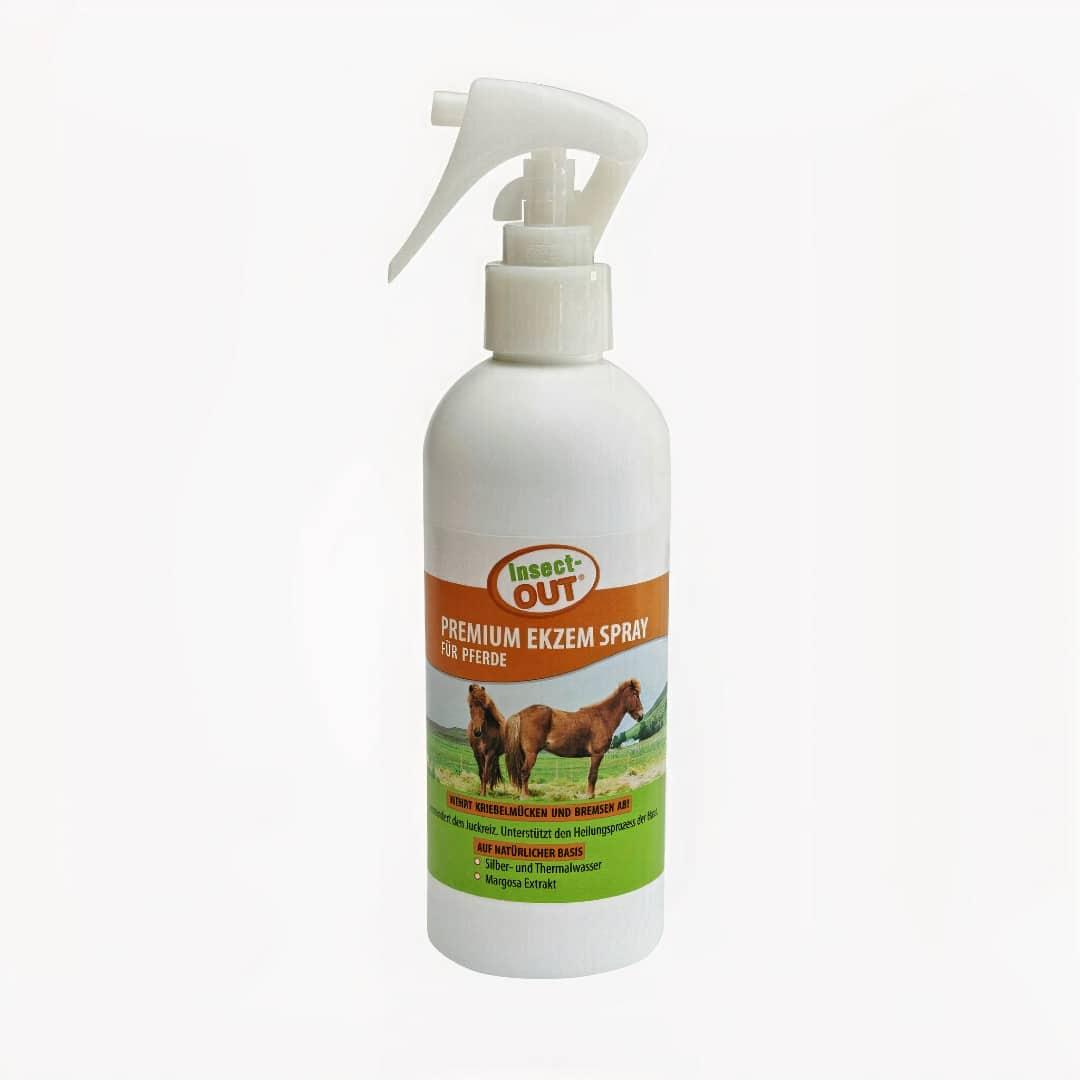 Fliegenspray für Ekzemer Pferde
