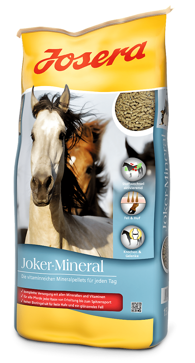 Pferdefutter-Pellets