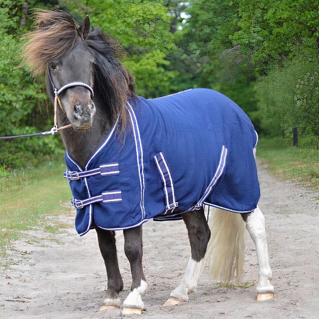 Abschwitz- und Transportdecke aus Fleece